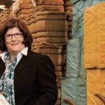 Setzt im Außenhandelsgeschäft auf die Kompetenz der Sparkasse Bremen: Stephanie Silber, Geschäftsführerin des Baumwollhändlers Otto Stadtlander GmbH.