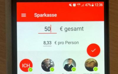 Neue Kwitt Gruppenfunktion In Der S App Geld Bequem
