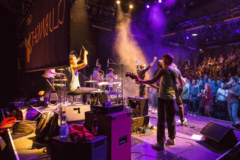 Die Jazzahead! clubnight verwandelt ganz Bremen in einen Jazzclub