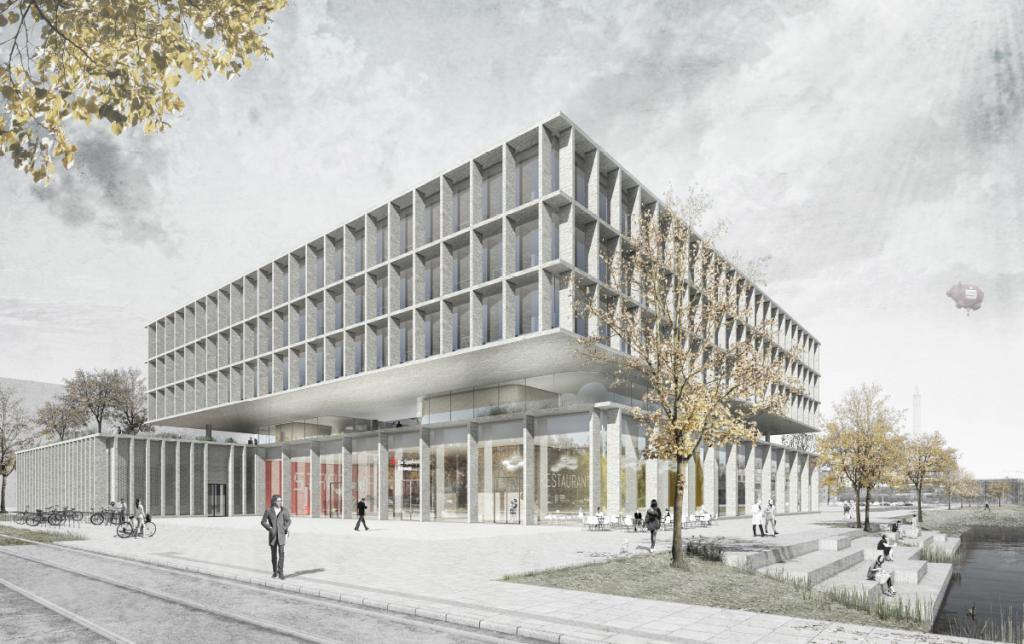 Neues verwaltungsgeb ude der sparkasse bremen im - Architekten bremen ...