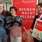 Bremen macht Helden Boxcoaching