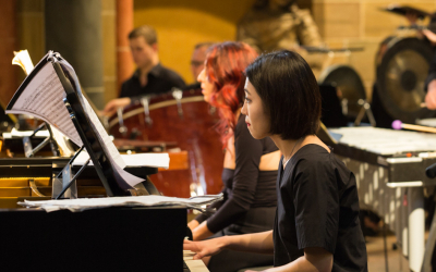 Claudia J Birkholz und JiHyun Bang