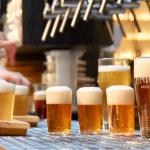 Biertasting in der Stadtteilfiliale Neustadt