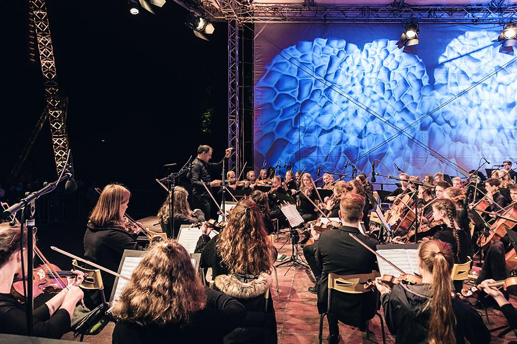 Nachwuchsmusiker präsentieren am 24. Juni in der Glocke musikalische Werke rund um das Cello