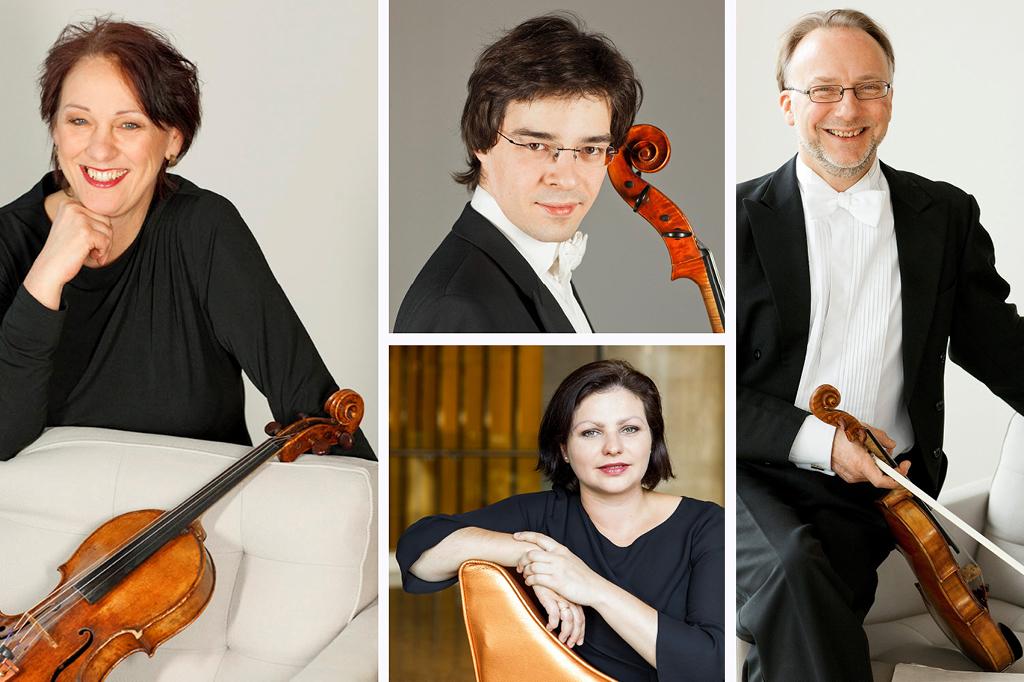 In reiner Streicherbesetzung findet am 10. Juni das dritte Konzert der Kammerphilharmonie statt