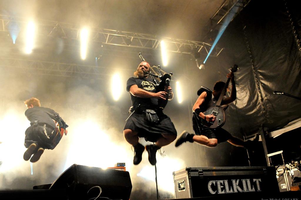 Auf zehn Bühnen finden über 170 Konzerte anlässlich des 20. Geburtstag des internationalen Festival Martitim in Vegesack statt