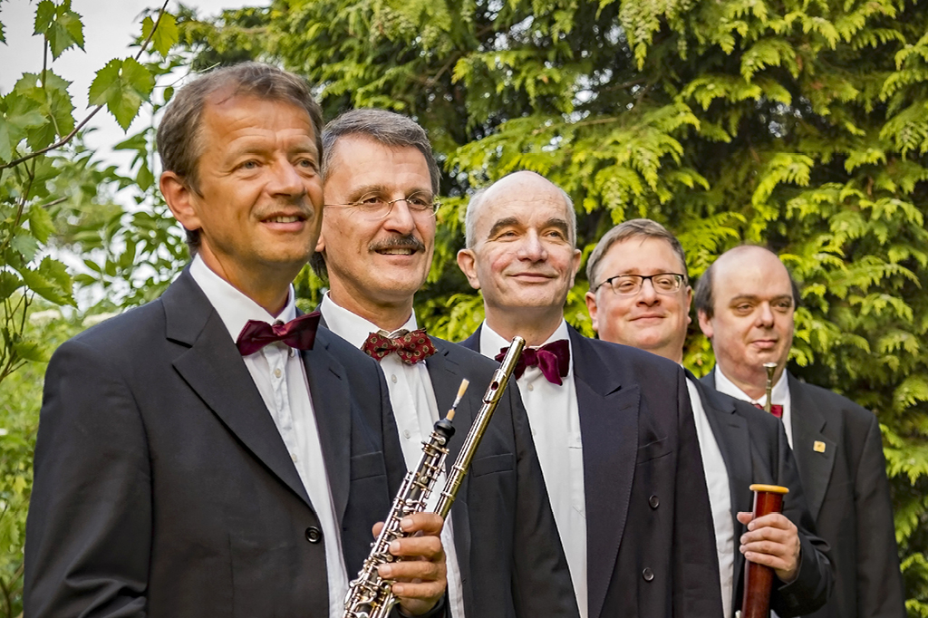 Das Bremer Bläserquintett umfasst ein großes musikalisches Spektrum: von der Frühklassik bis zur zeitgenössischen Musik werden die erfahrenen Musiker das Publikum begeistern