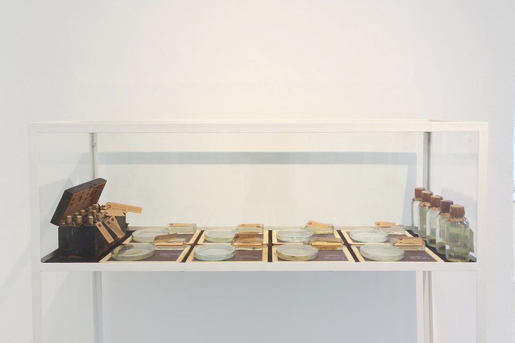 """Das Hafenmuseum Speicher XI zeigt die Ausstellung """"Substanz(en)"""" bis zum 17. Juni"""