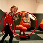 Mitmachausstellung Skulptour - Museum Weserburg