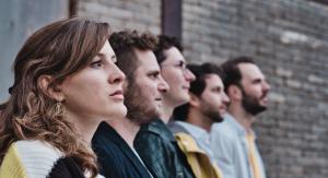 Claire Parsons Quintet Copyright Eric Engel