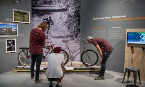 NO Universum Bremen - Sonderausstellung BIKE IT Mountainbike (c)Universum® Bremen