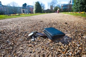 Das Auto ist kein Safe – rät selbst die Polizei Bremen
