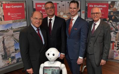 Sparkasse Bremen präsentiert sehr gutes Jahresergebnis
