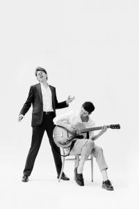 Fehr, Michael und Troller, Manuel. Duo (c) Franco Tettamanti