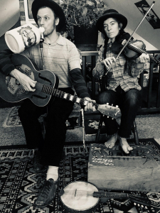 ever-lovin'jugband (c) Minnie Heart_Bill Howard