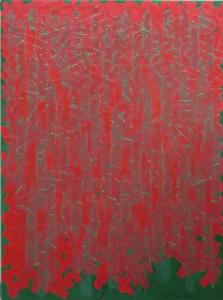 Eines der Werke der Ausstellung (c) Hideo Chita